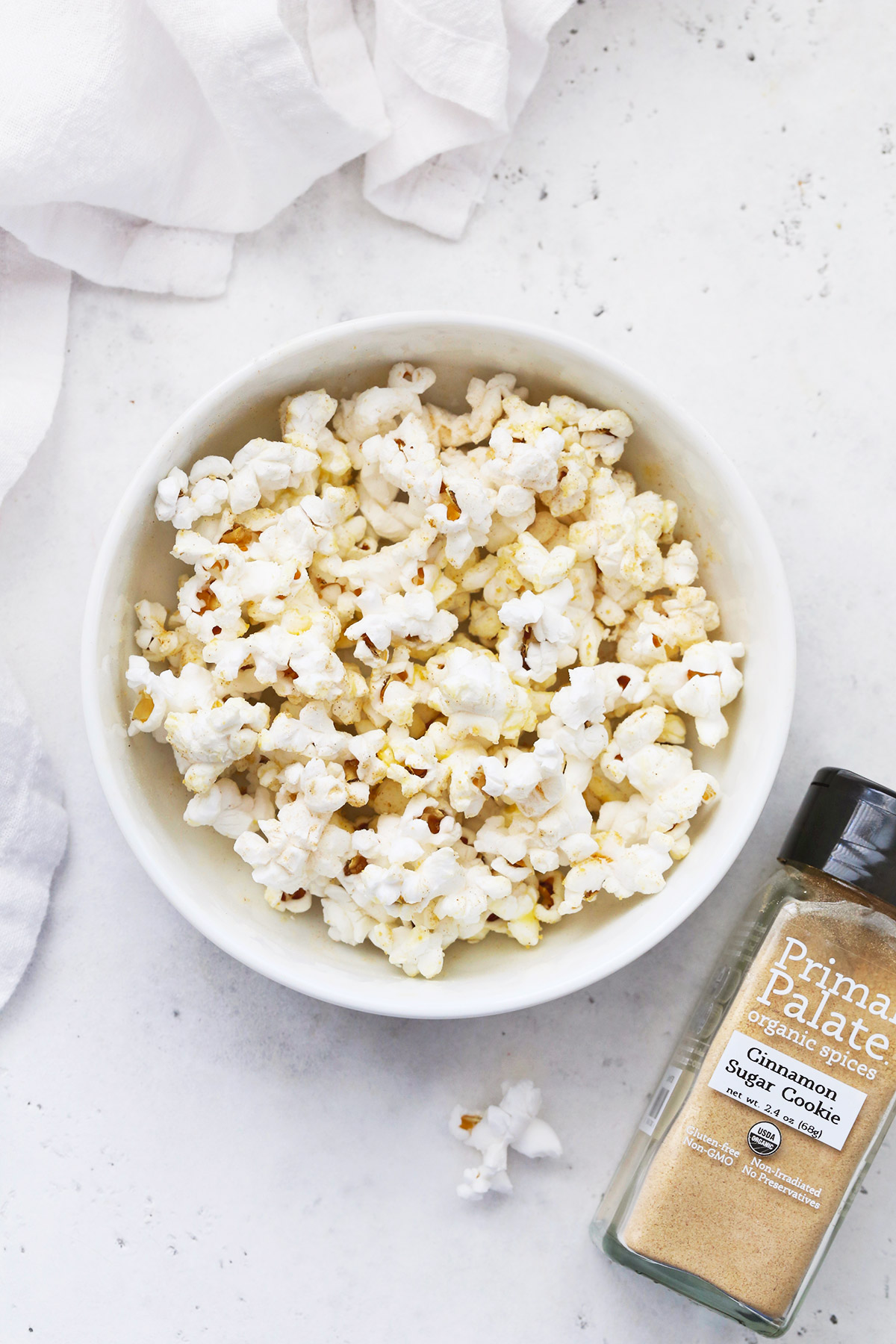 Popcorn Snack Mixes from One Lovely Life