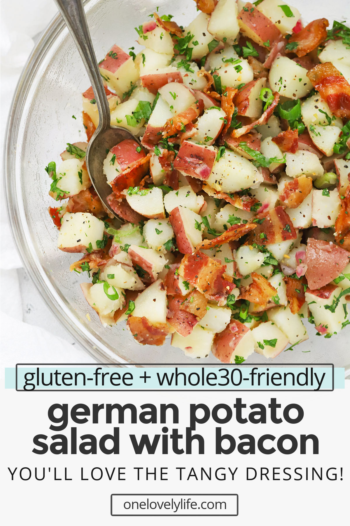 Gluten Free Potato Salad Dressing Recipe